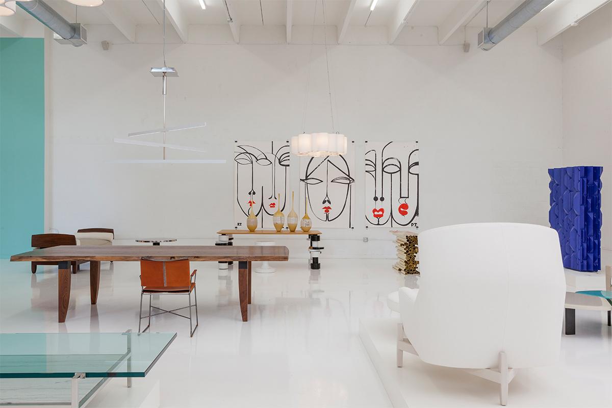 Miami Showroom December 2014 - Patrick Naggar