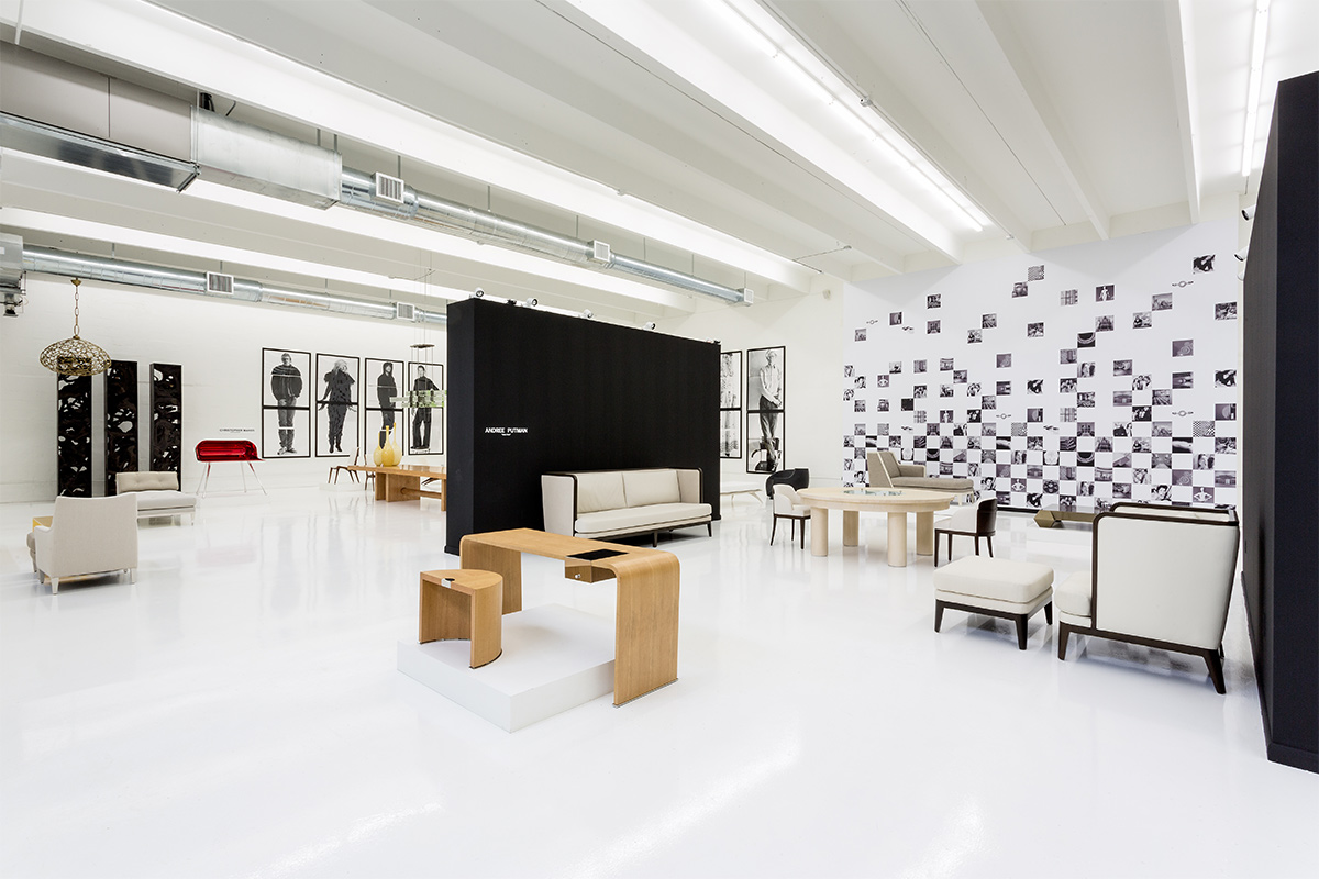 Miami Showroom December 2015 - Andree Putman - Chris Makos