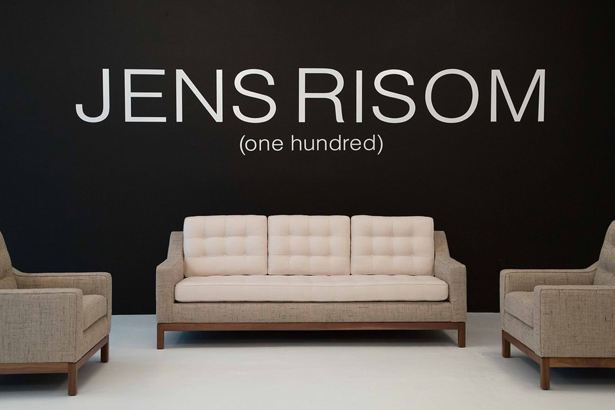 LA Showroom March 2016 - Jens Risom