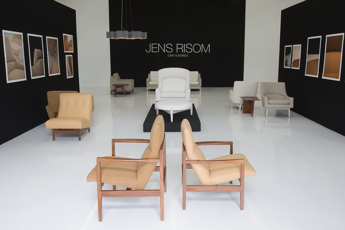 Miami Showroom January 2017 - Jens Risom - Sabrina Che - David Storey