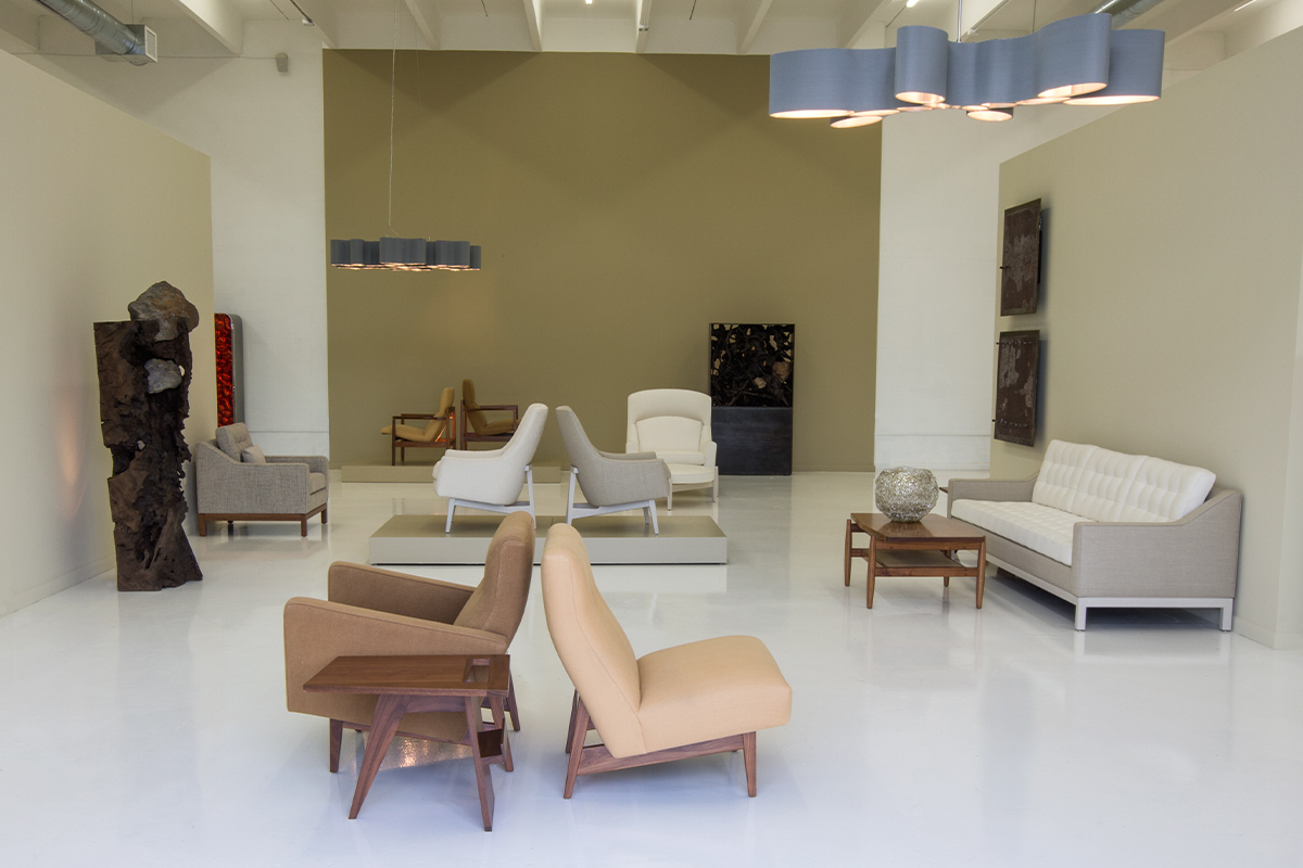 Miami Showroom July 2017 - Jens Risom - Jerome Abel Seguin