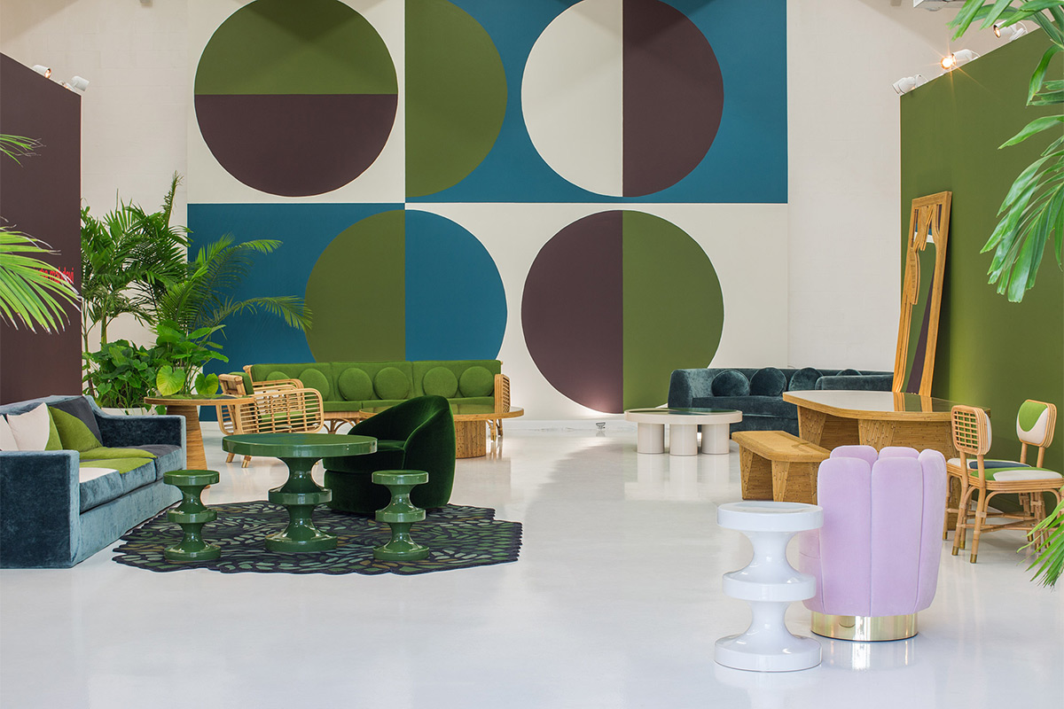 Miami Showroom December 2018 - India Mahdavi - Richard Meier