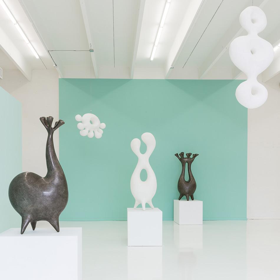 John Koga - Hanging Plaster