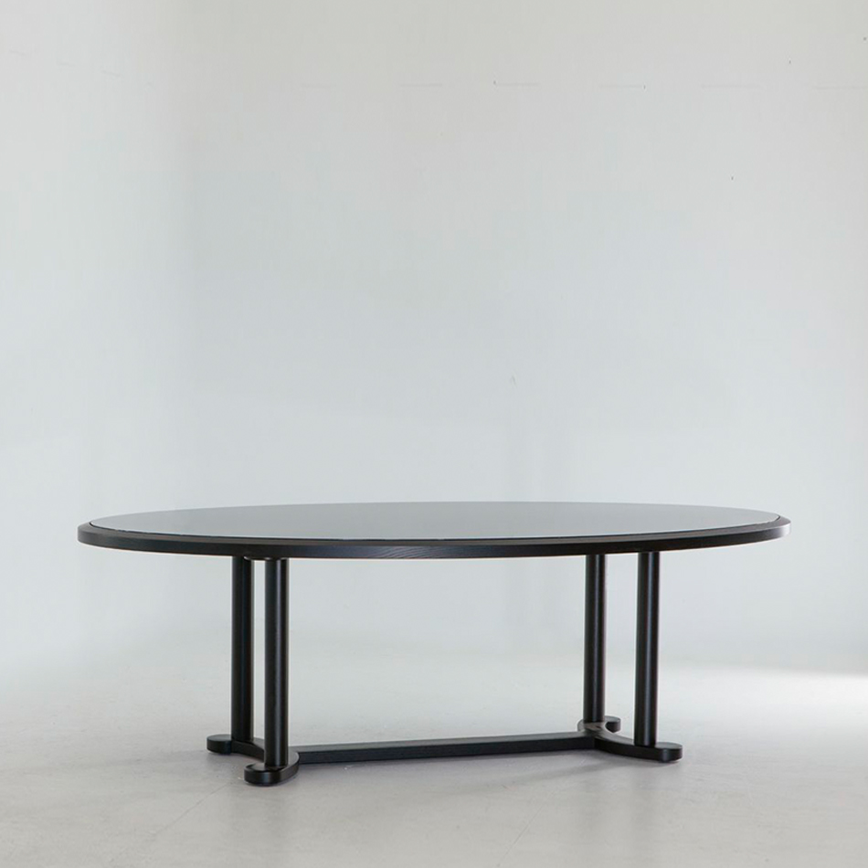 Andree Putman - Ellipse Table