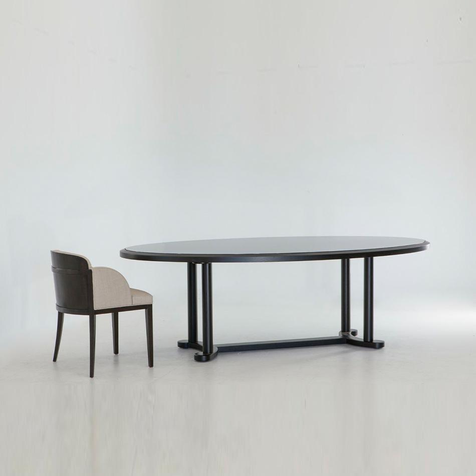 Andree Putman - Ellipse Table