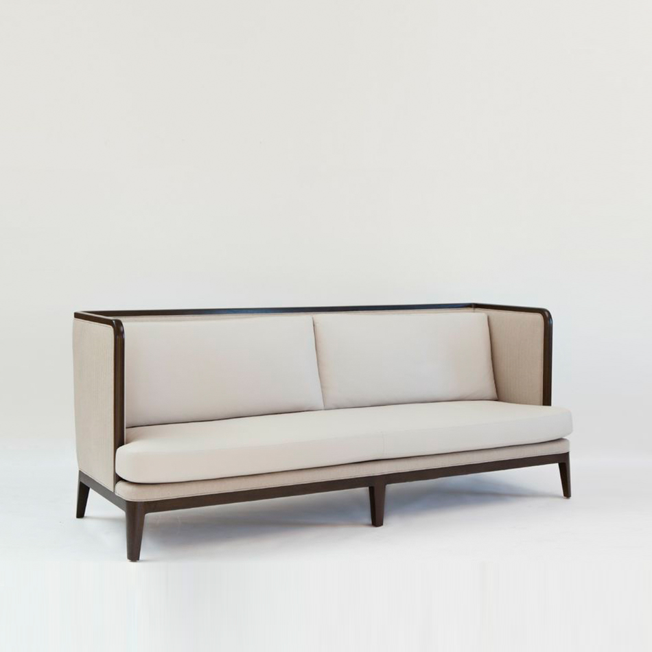 Andree Putman - Pagoda Sofa