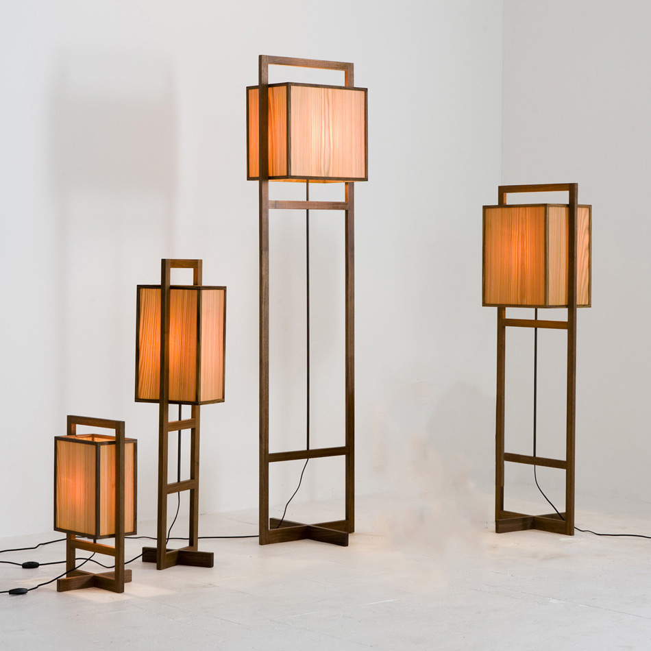 Chris Lehrecke - Box Lamps