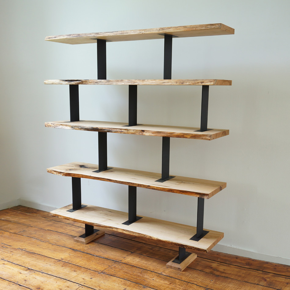 Chris Lehrecke - Exploding Shelving Unit