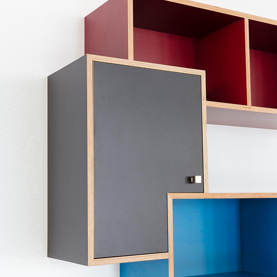 Chris Lehrecke - Weimar Wall Unit