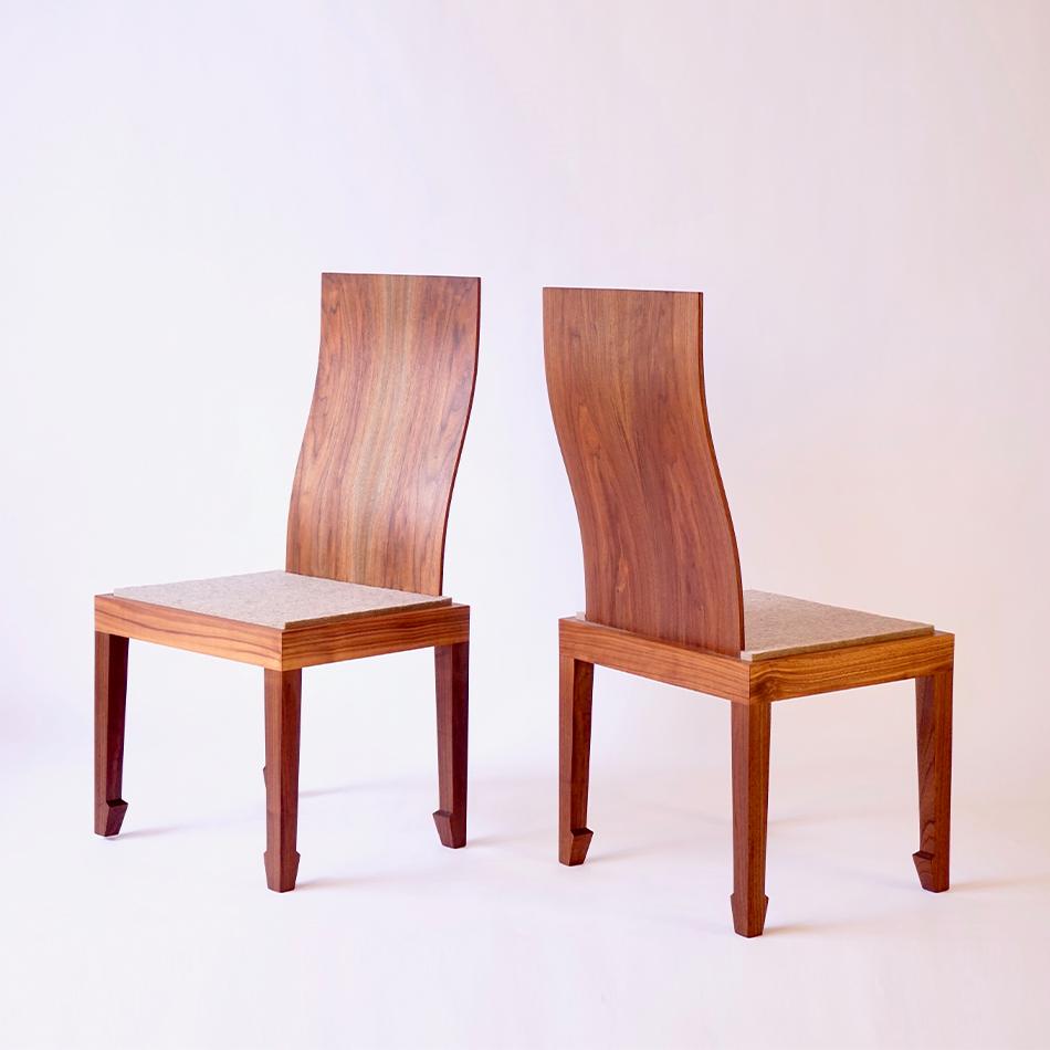 Chris Lehrecke - Chinese Dining Chair