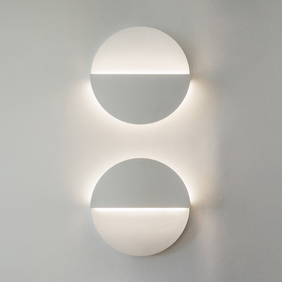 Richard Meier - Cycladic Sconce