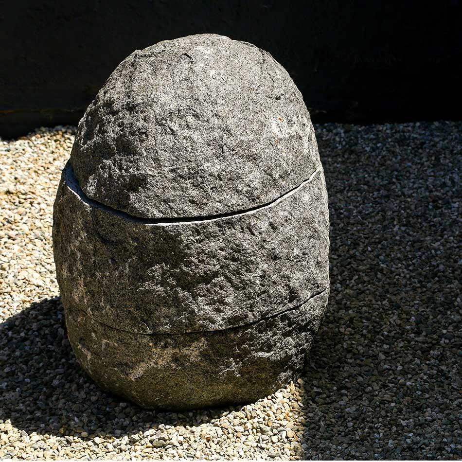 John Koga - Stone Sculpture