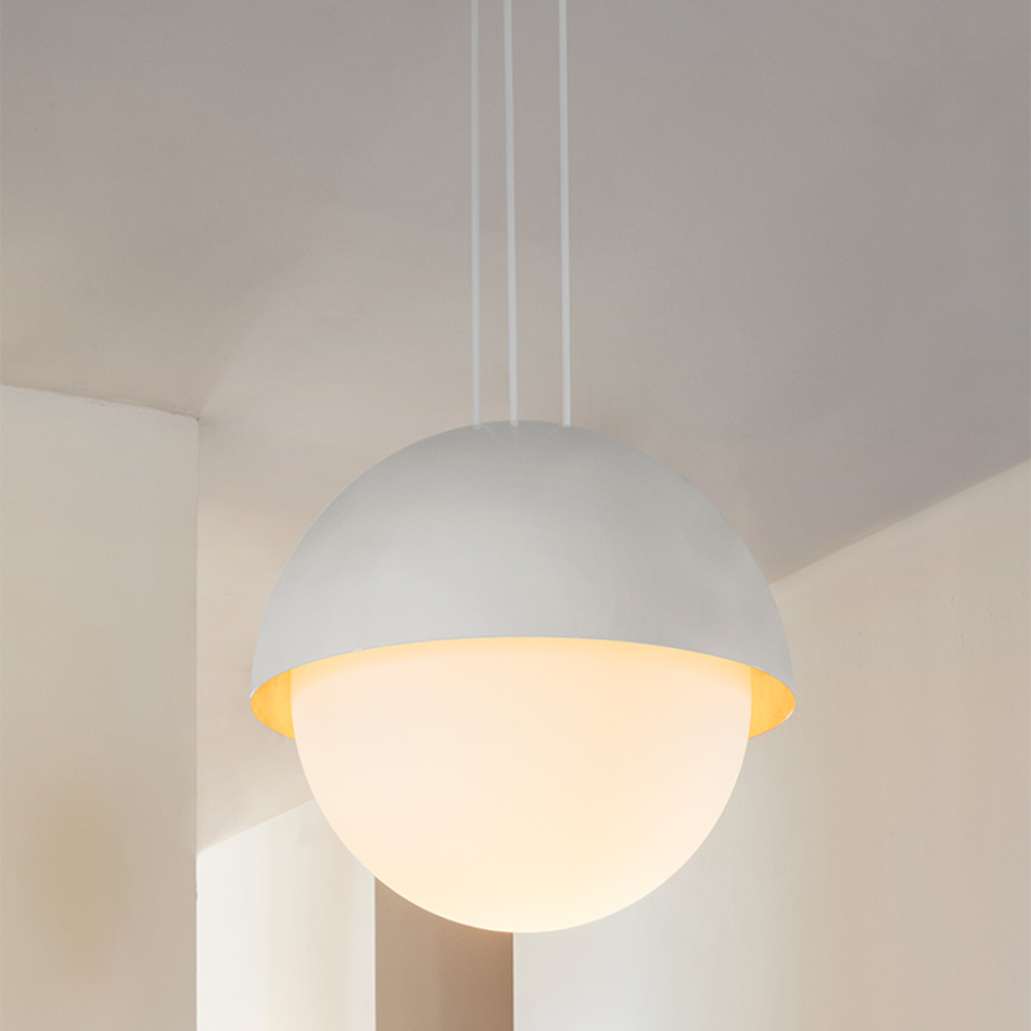 Richard Meier Light - Large Cycladic Globe