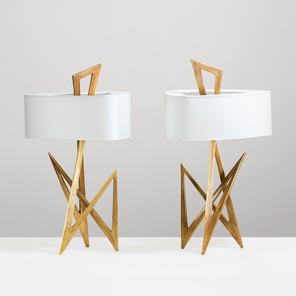 Herve Van der Straeten - Lampe Zigzag 423