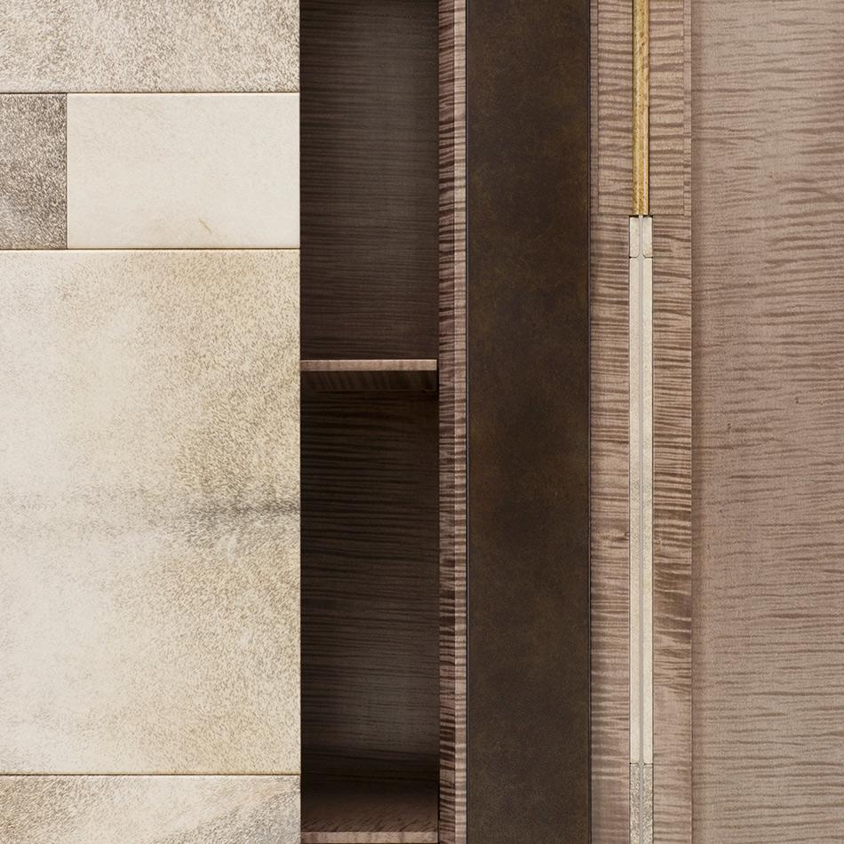 Herve Van der Straeten - Armoire Kimono 491