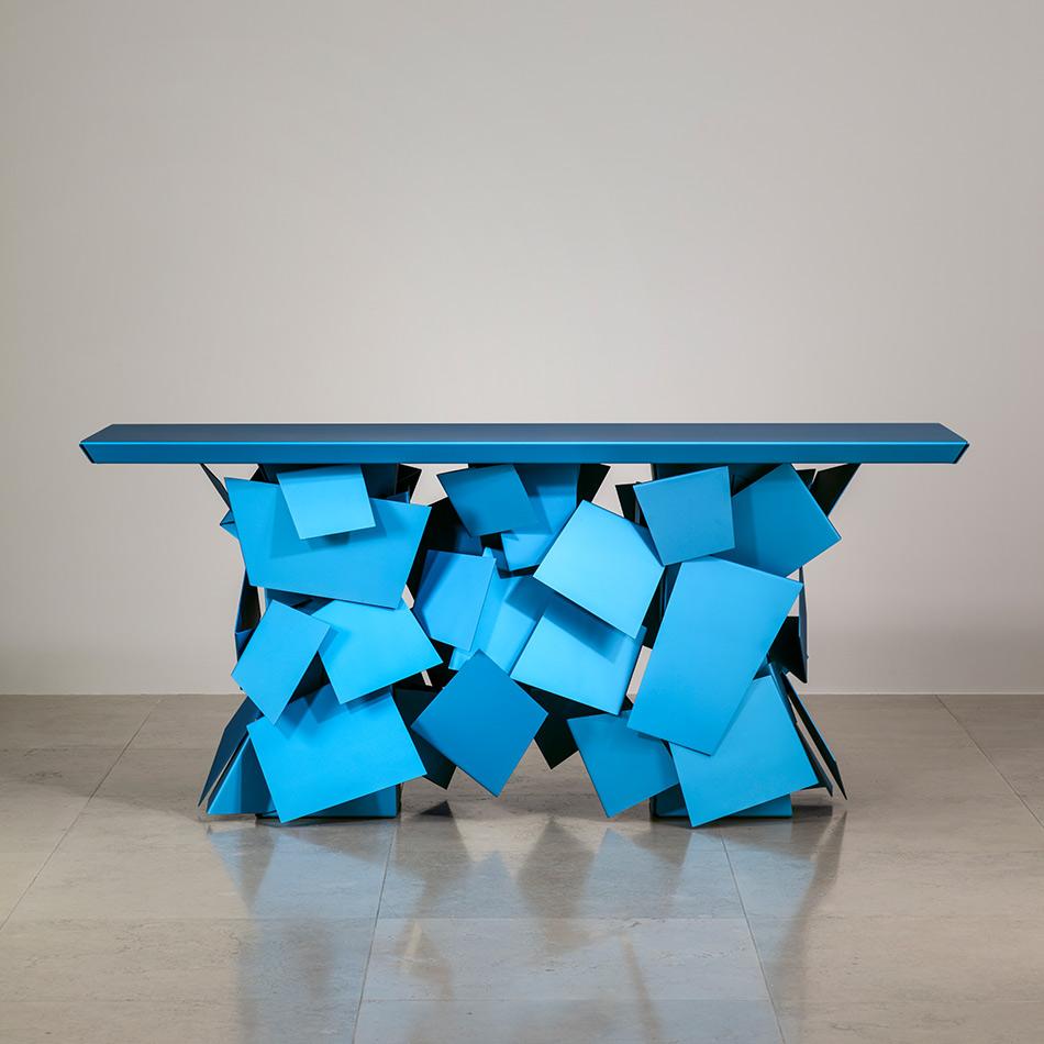 Herve Van der Straeten - Console Origami 516