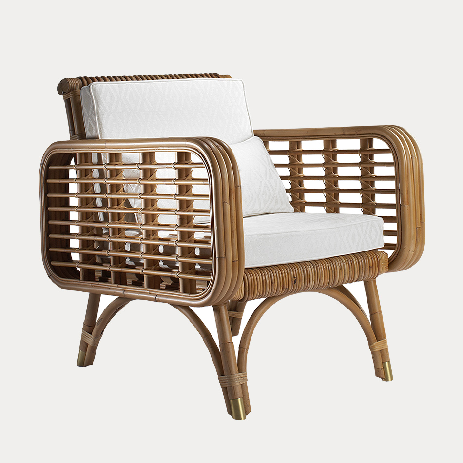 India Mahdavi - Cap Martin Club Chair