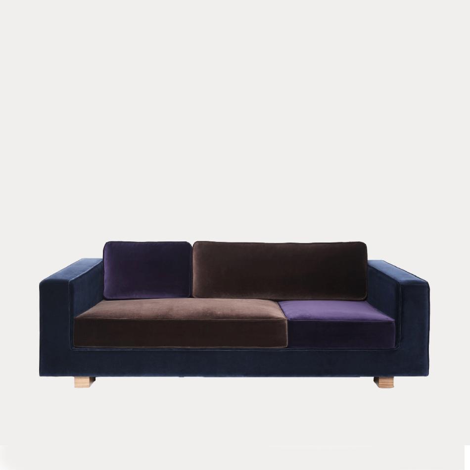 India Mahdavi - Buffer Sofa