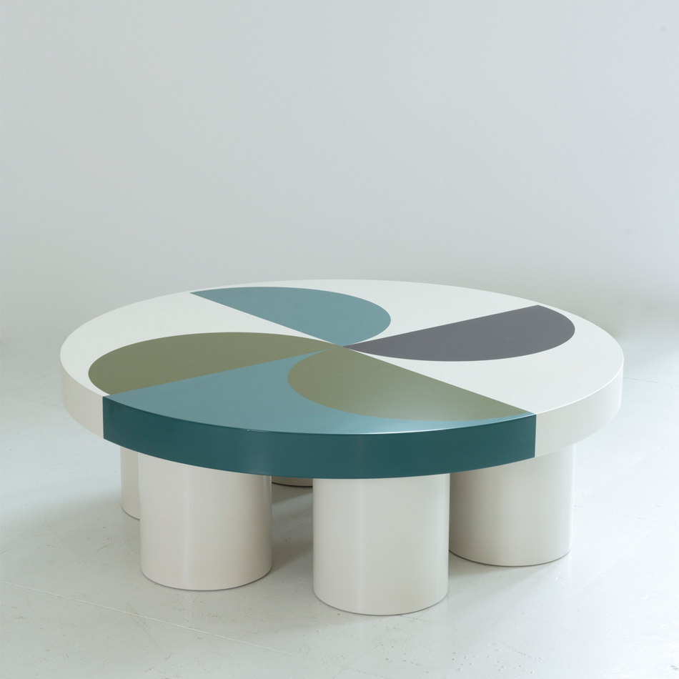 India Mahdavi - Eclipse Table