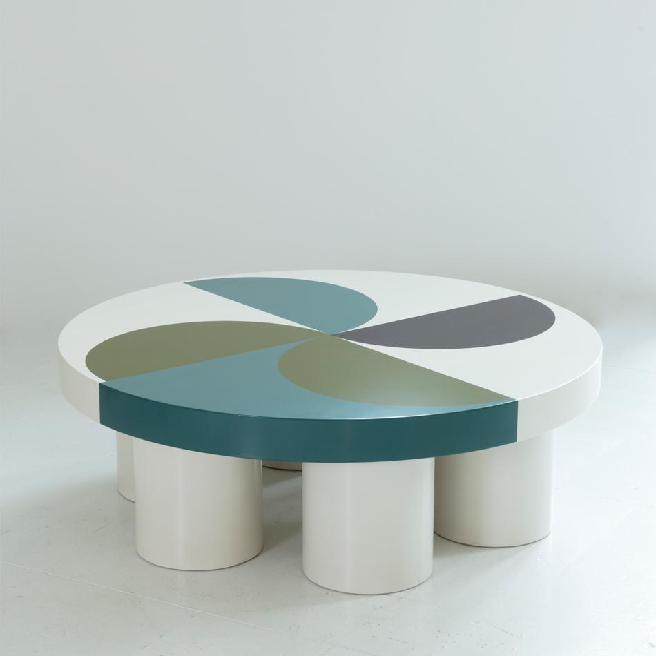 India Mahdavi - Eclipse Table