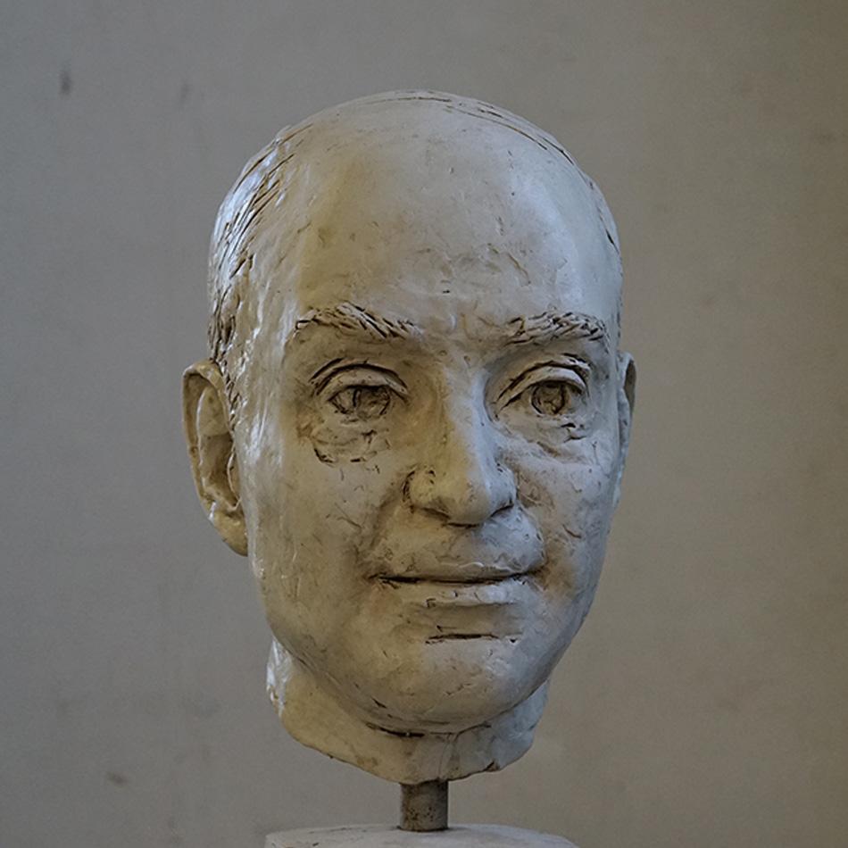 Portrait Commissions - Northeastern University President - Joseph Aoun