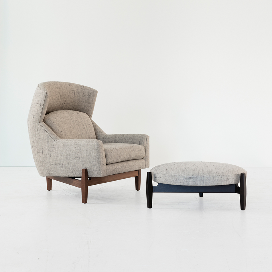 Jens Risom - Big Chair