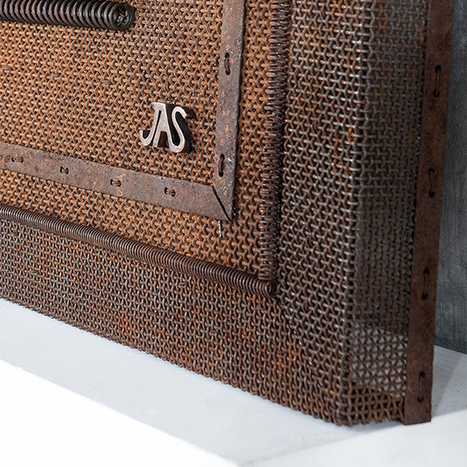 Jerome Abel Seguin - Iron Embroidery Decorative Panel