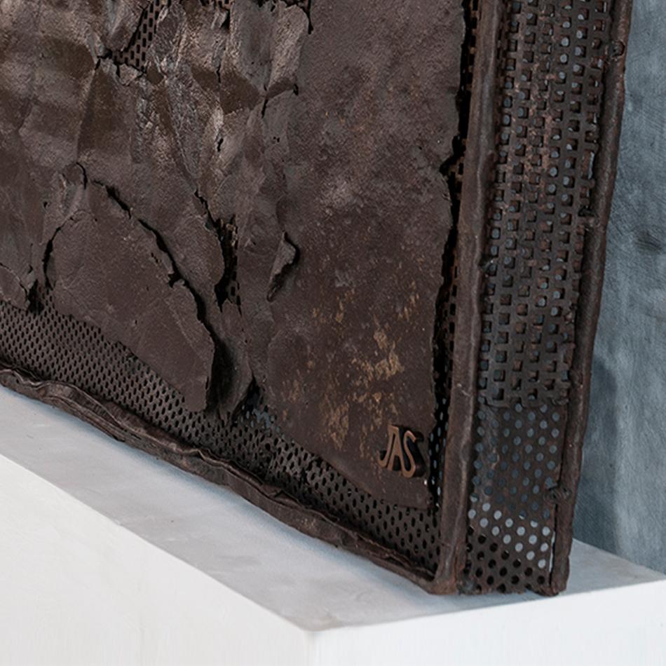 Jerome Abel Seguin - Iron Map Panel