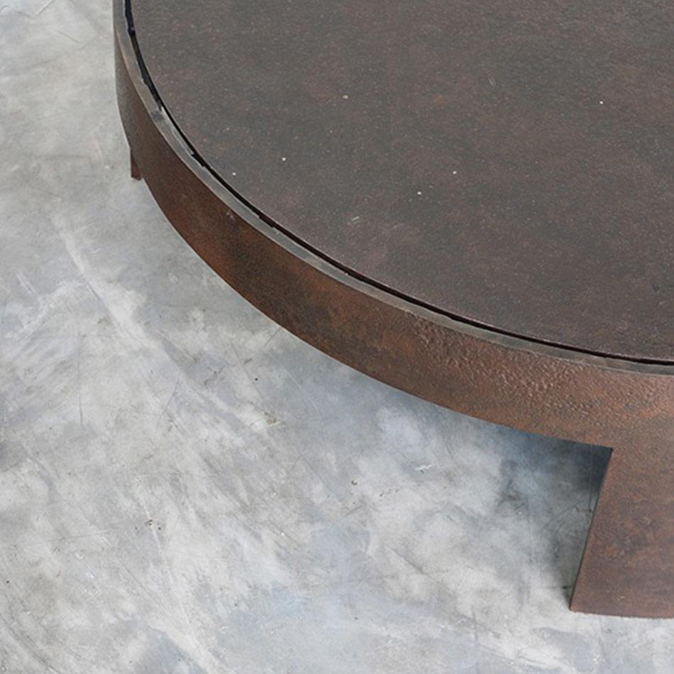 Jerome Abel Seguin - Pipa Round Coffee Tables