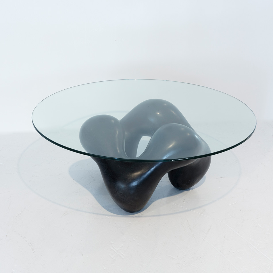 John Koga - Bronze Coffee Table