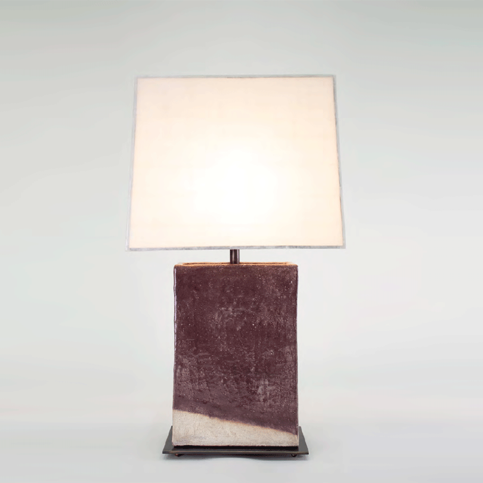 John Wigmore - Rectangular Table Lamp TL002