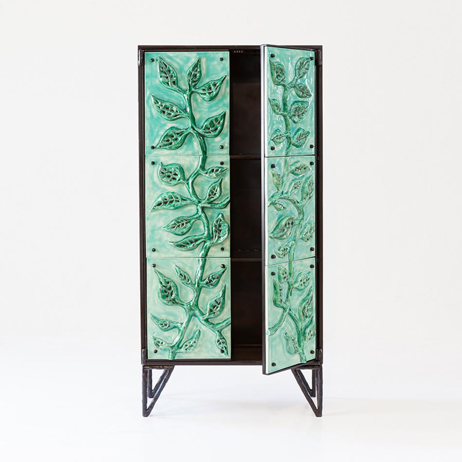 Elizabeth Garouste - Jungle Cabinet