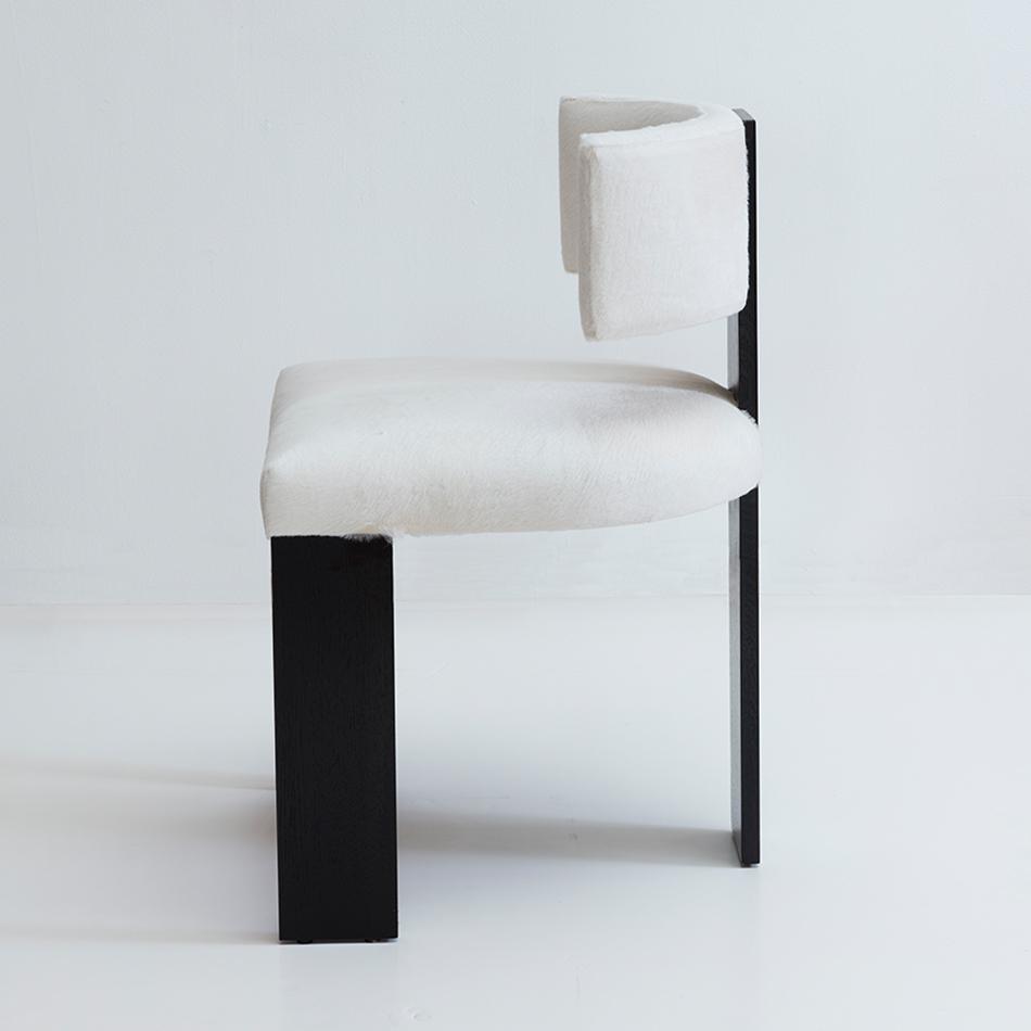Nina Seirafi - Gary Dining Chair, Black
