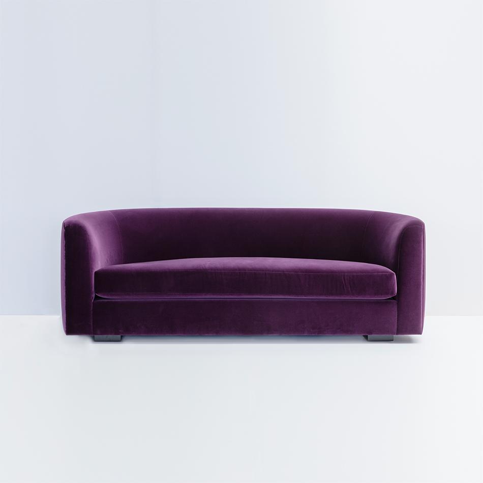 Nina Seirafi - Josselyn Curved Sofa