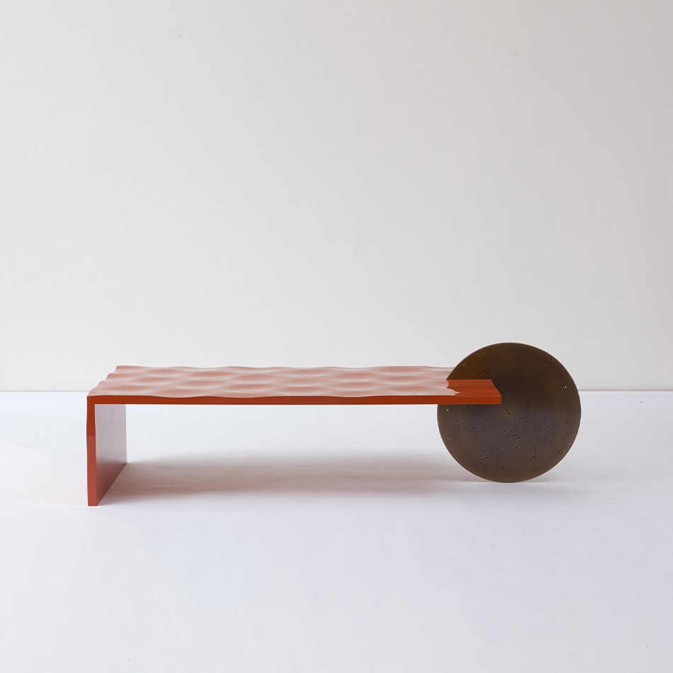 Patrick Naggar - Borealis Coffee Table