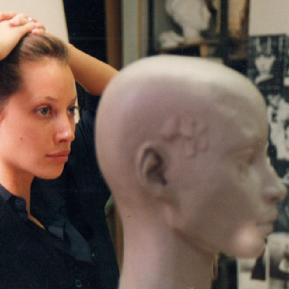 Portrait Commissions - Christy Turlington