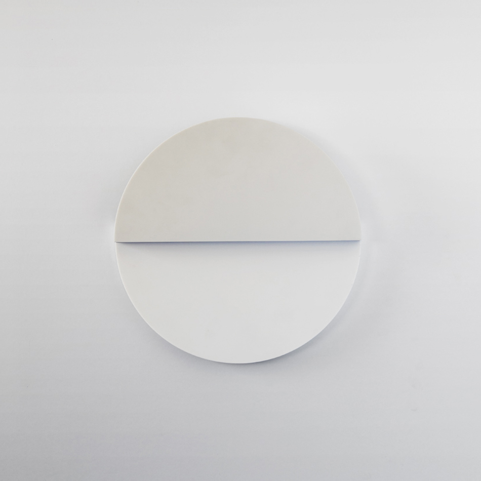 Richard Meier Light - Small Cycladic Circle Sconce