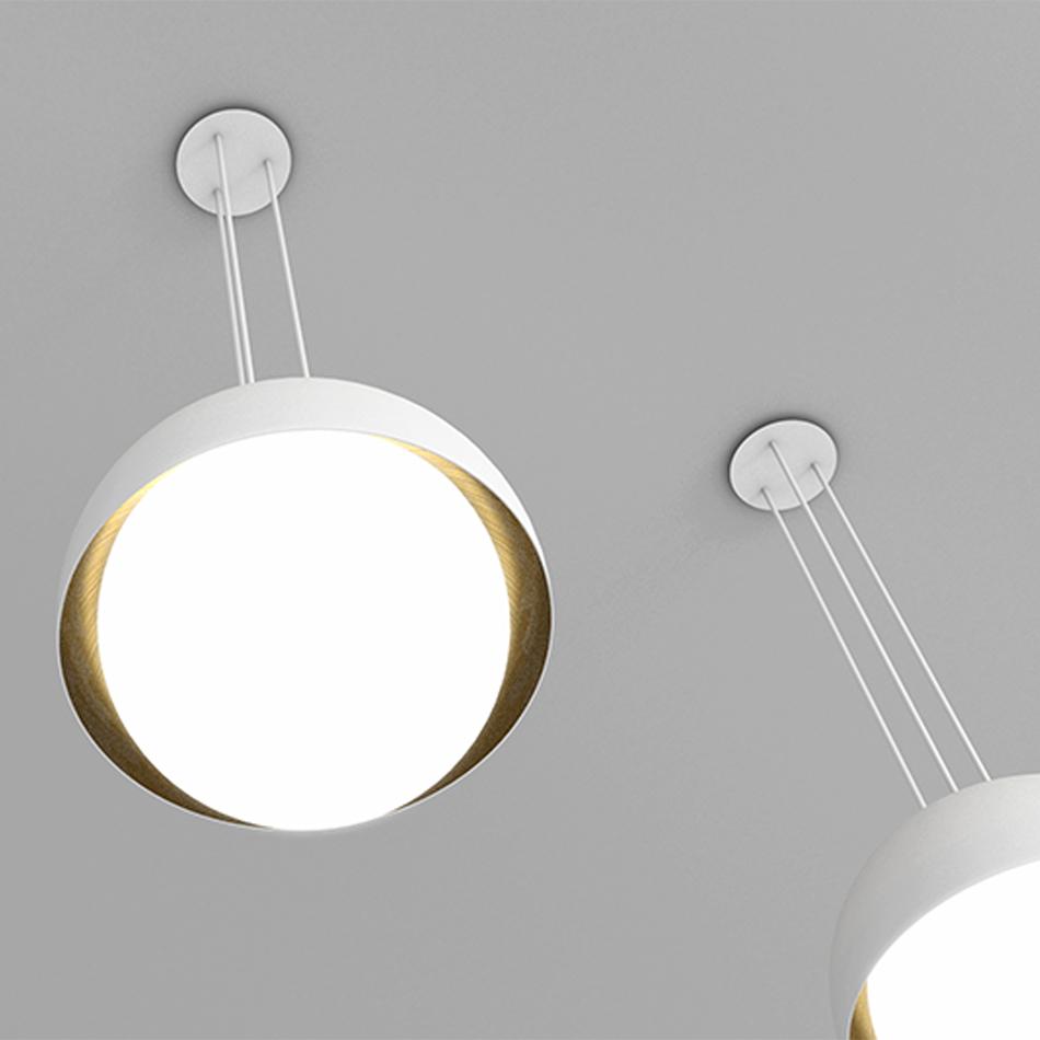Richard Meier Light - Large Cycladic Globe