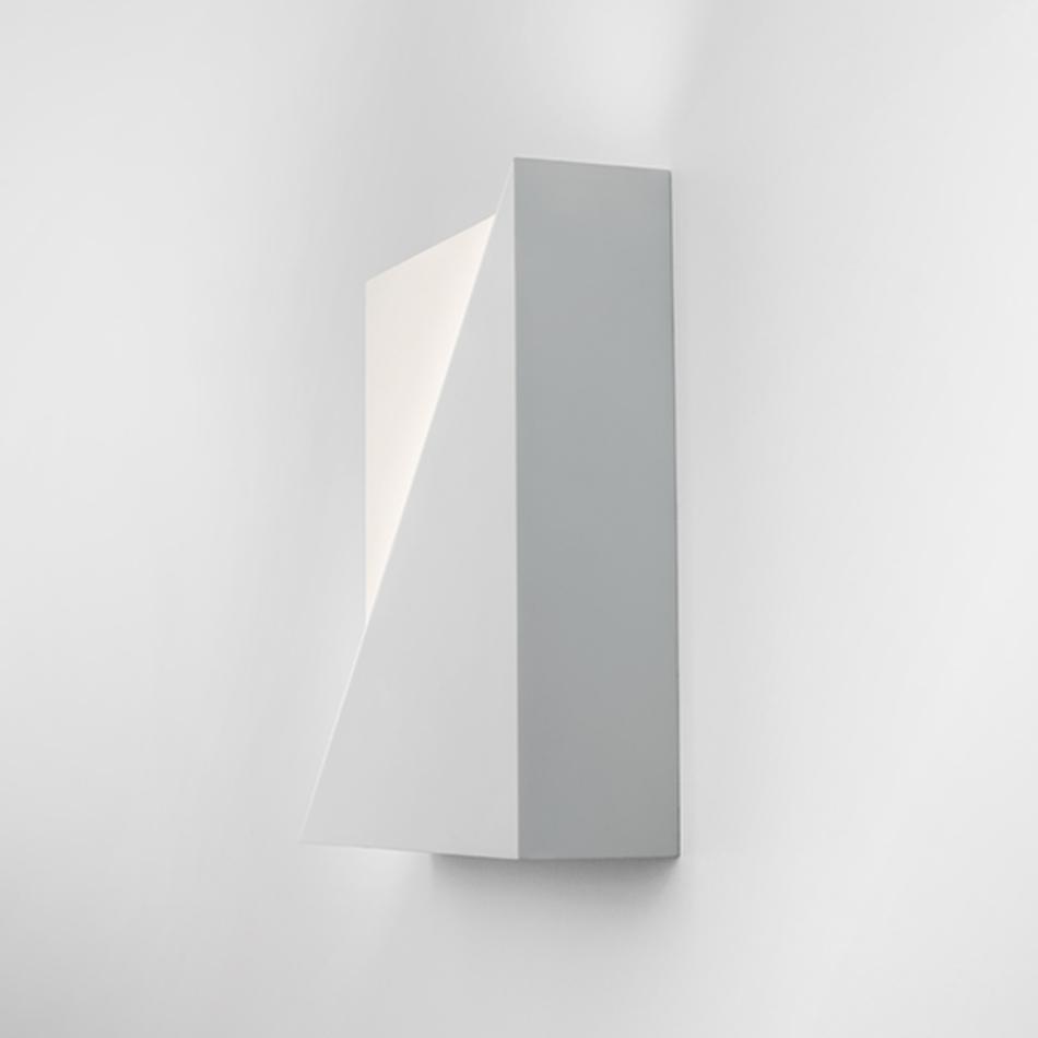 Richard Meier Light - Cycladic Square Sconce