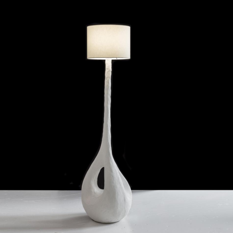 John Koga - Alaula (Sunset Glow) Floor Lamp