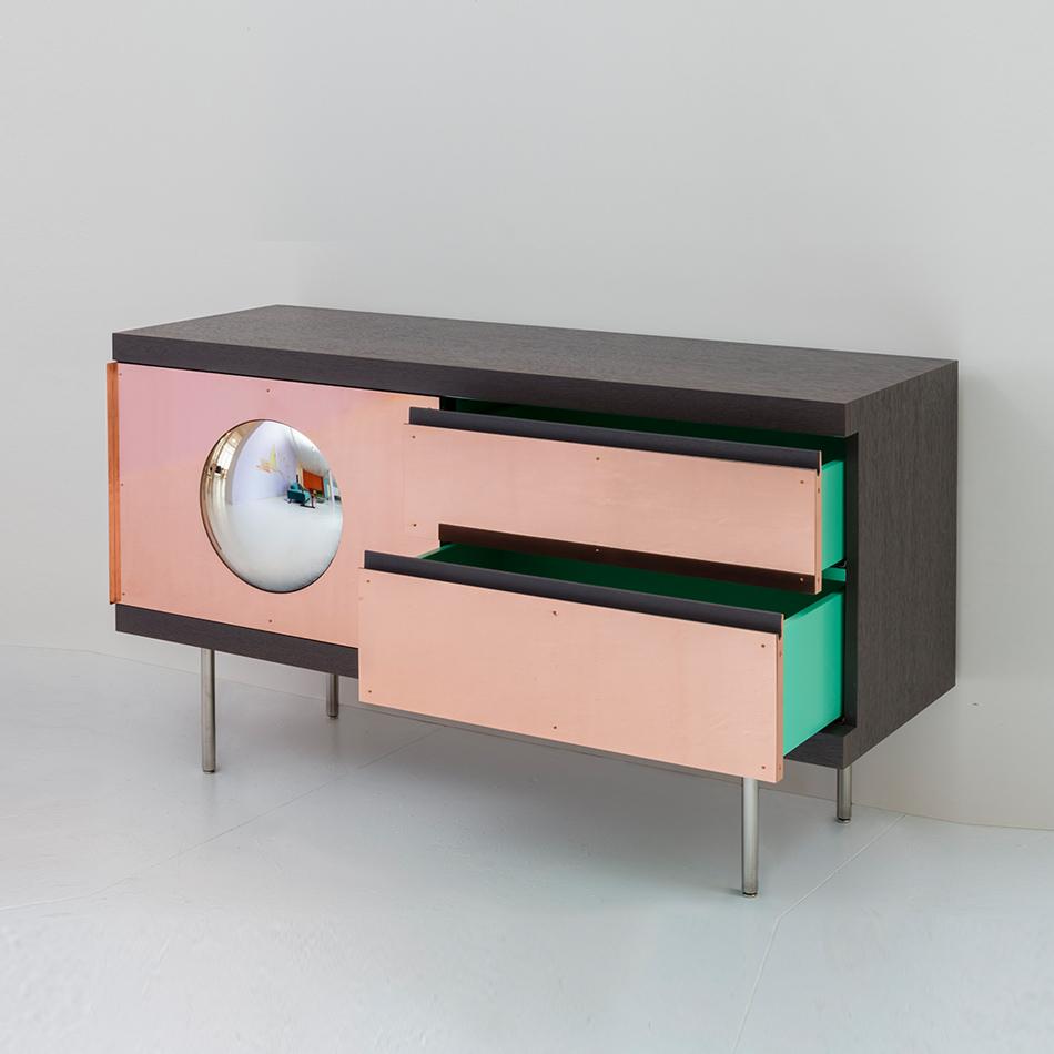 Patrick Naggar - Alice Cabinet