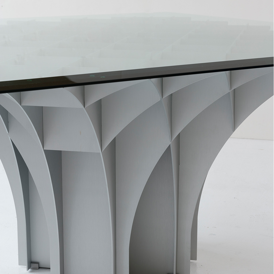Pierre Paulin - Table Cathedrale
