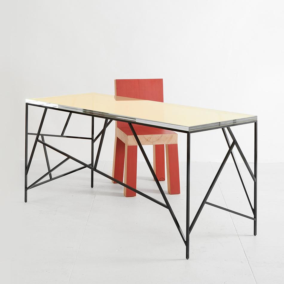 Robert Bristow - Vine Desk