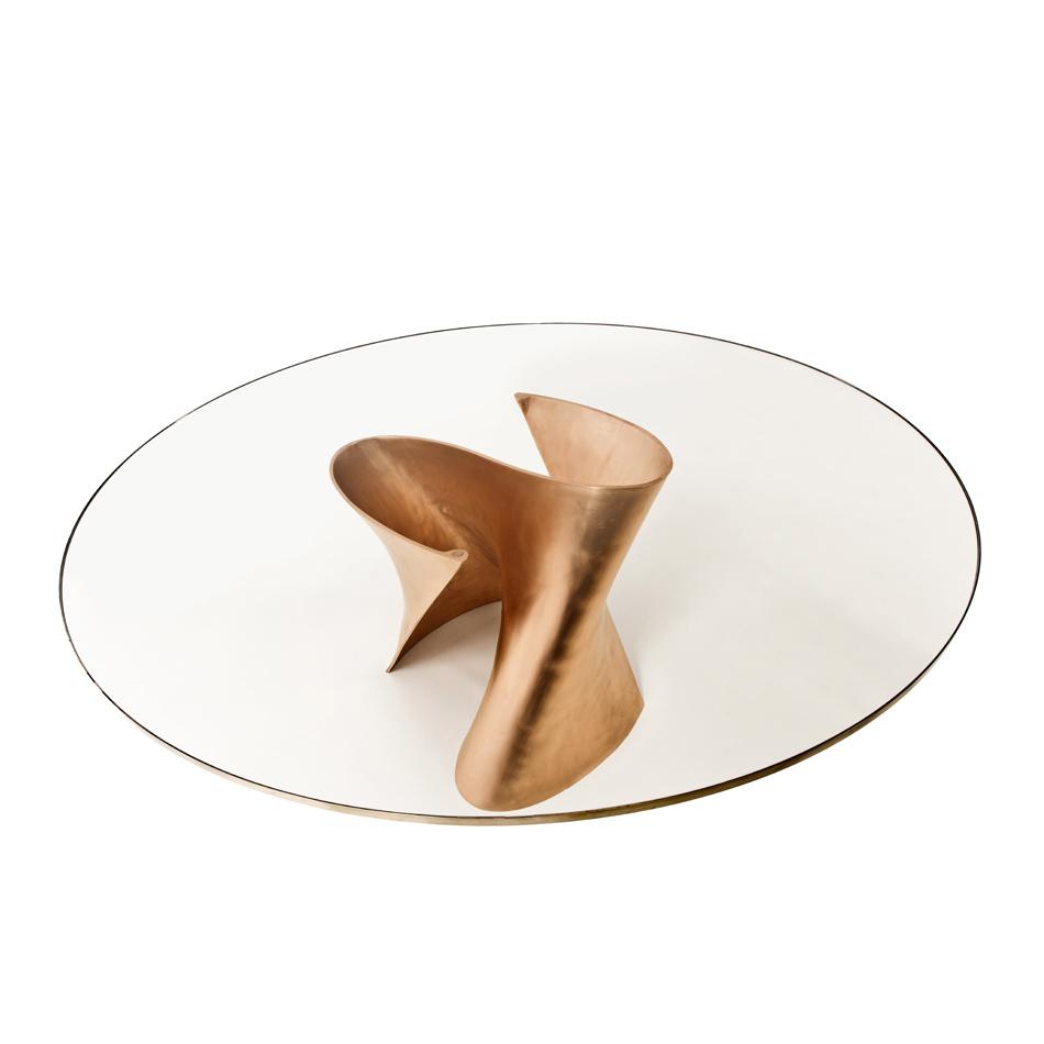 Xavier Lust - Bronze Table