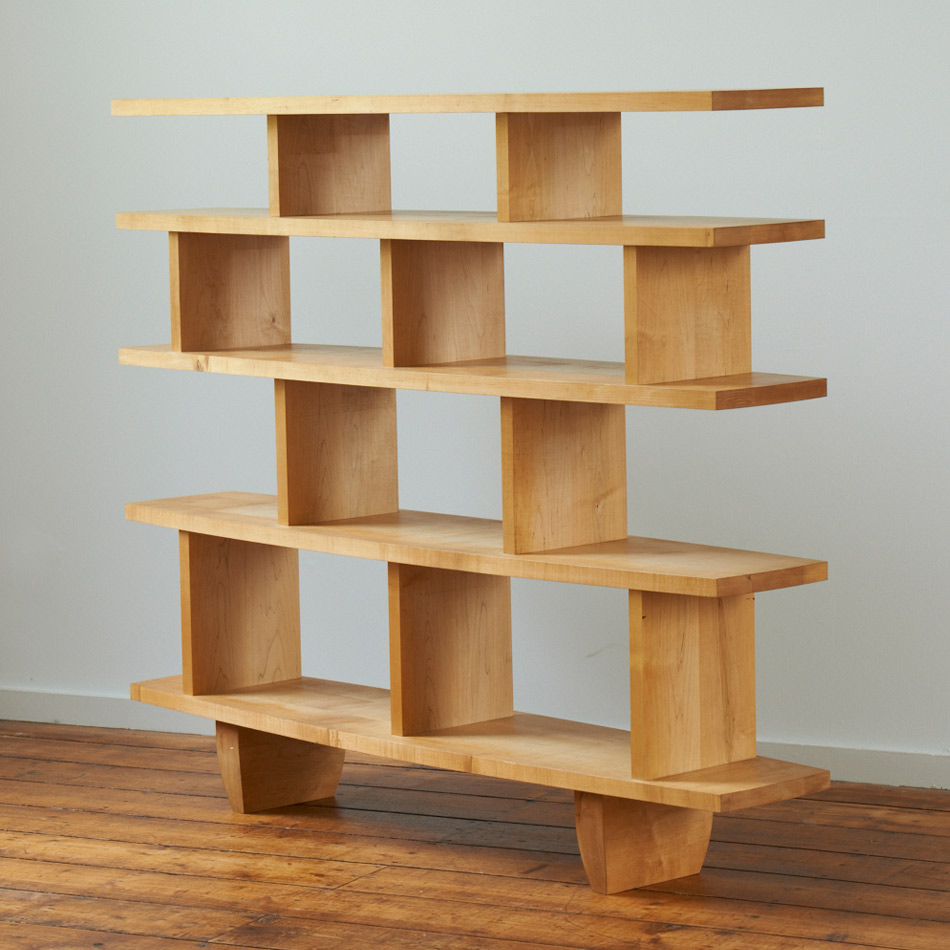 Chris Lehrecke - Bookshelf