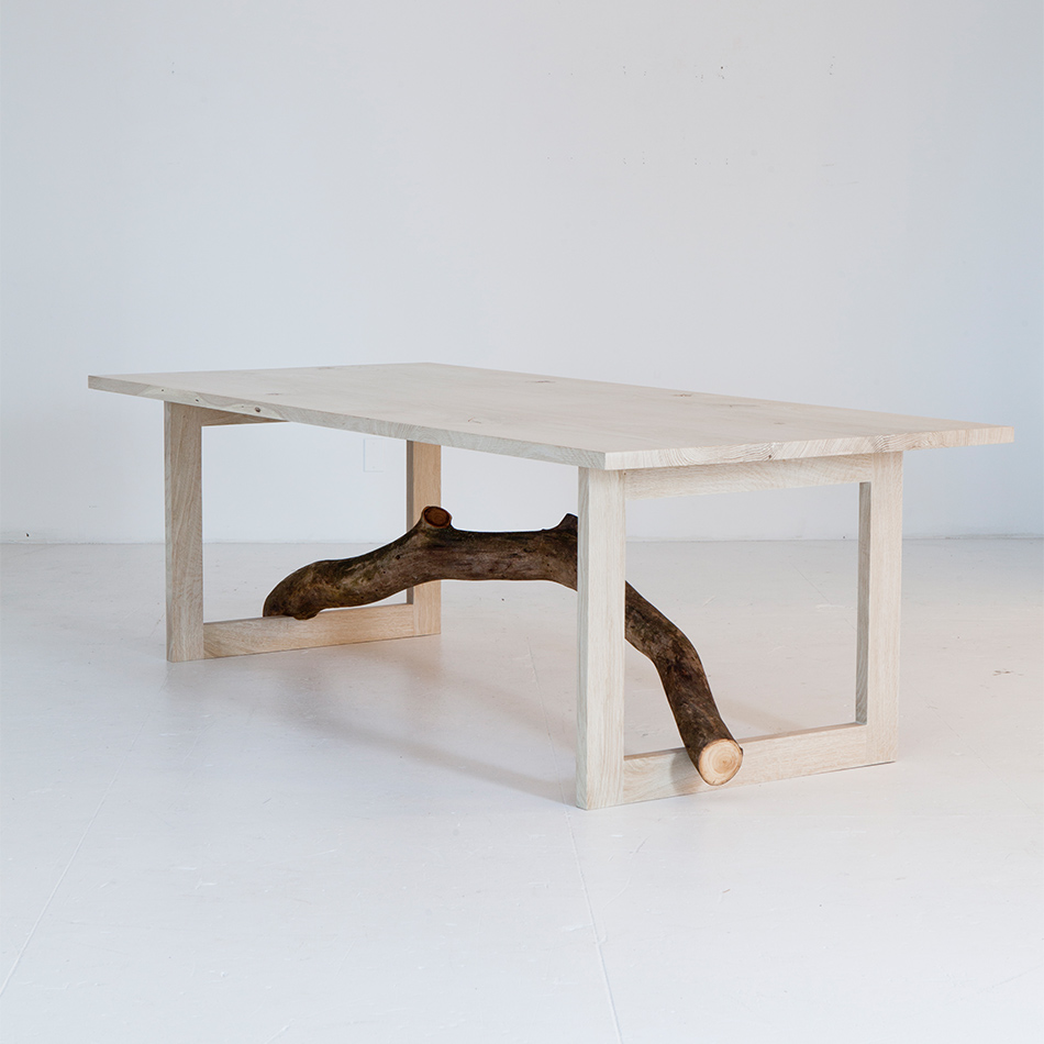 Chris Lehrecke / Gabriella Kiss - Elm Branch Dining Table