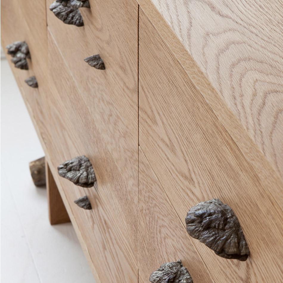 Chris Lehrecke / Gabriella Kiss - Elm Branch Dresser