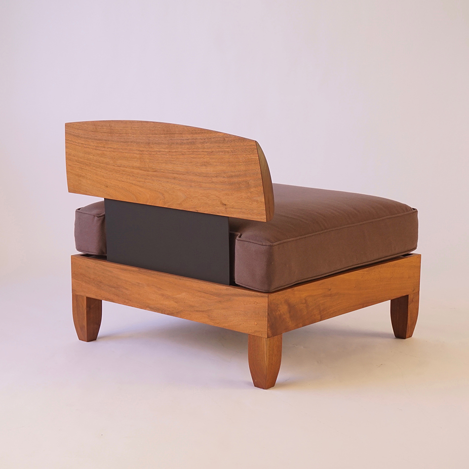 Chris Lehrecke - Classic Lounge Chair and Ottoman