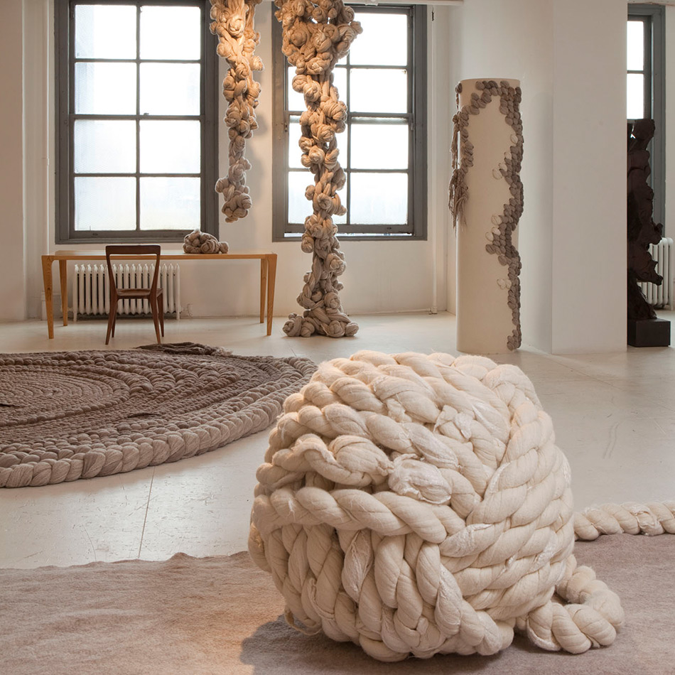 Dana Barnes - Riggers Knot - Floor Coverings