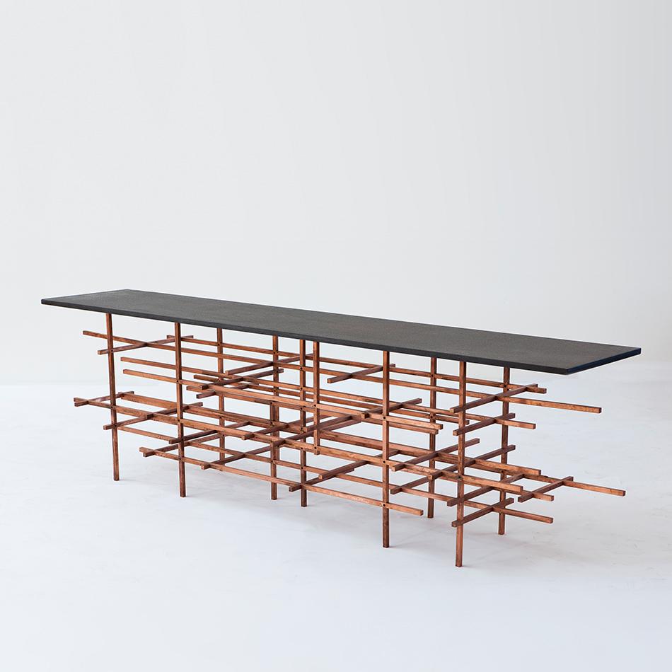 Fran Taubman - Square Bar Console